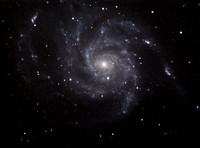 The Pinwheel galaxy